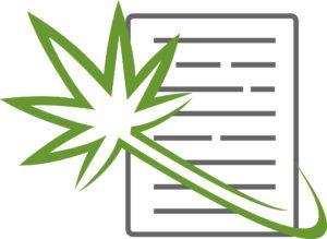 Marijuana Resumes Logo
